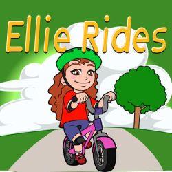 apprendre à faire du vélo enfant ellie rides