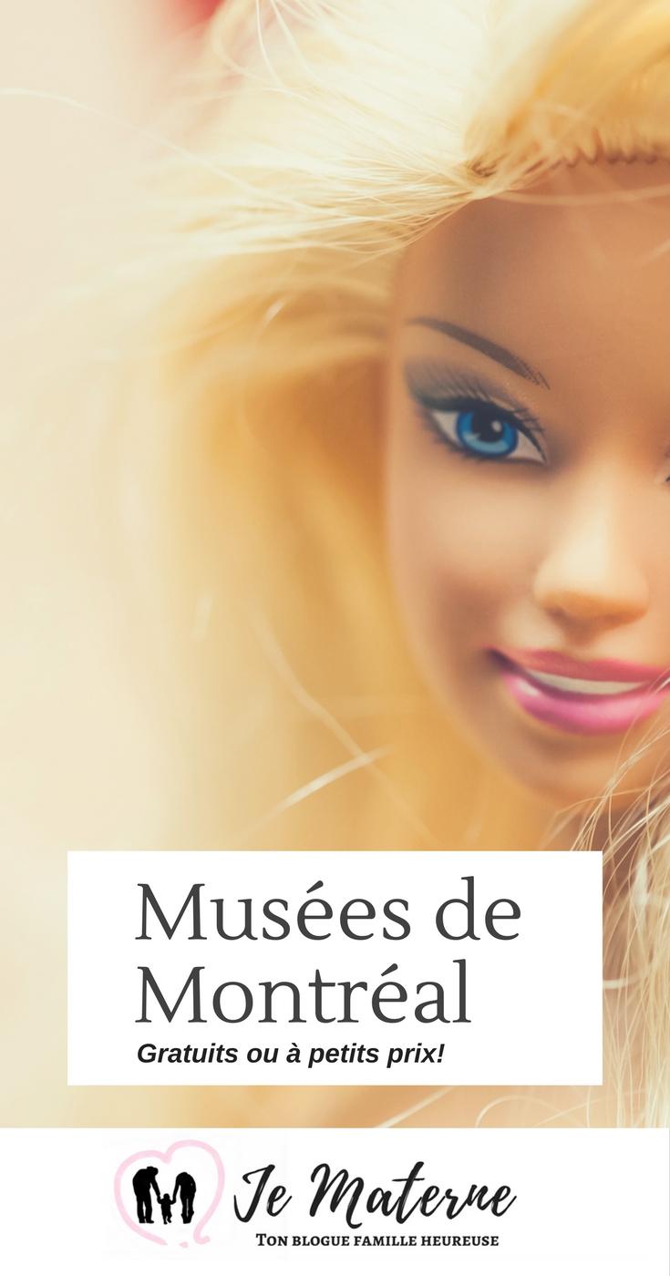 Musées montréalais à visiter gratuitement (ou presque) avec les enfants