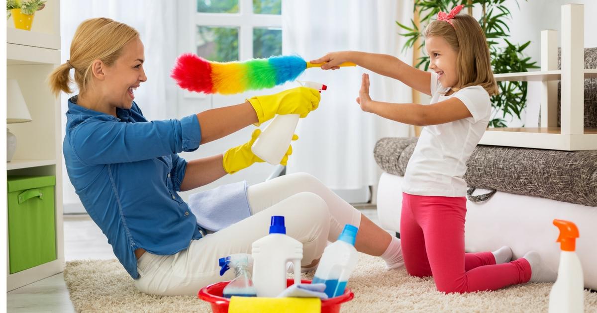 À lire! Tu as choisi de materner, pas de t'assujettir! Ou comment séparer les tâches ménagères au sein de ta famille.