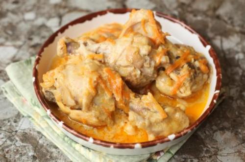 Беру курицу, литр кефира и готовлю вкуснейший ужин: готовлю такое блюдо каждую неделю