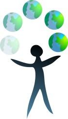 Je jongle avec le monde