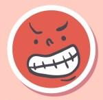 la colère