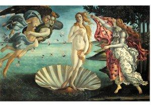 la naissance de Venus - Sandro Botticelli