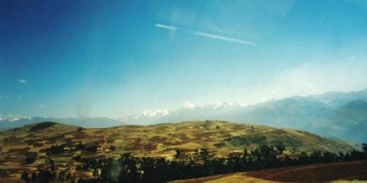 Cusco altiplano