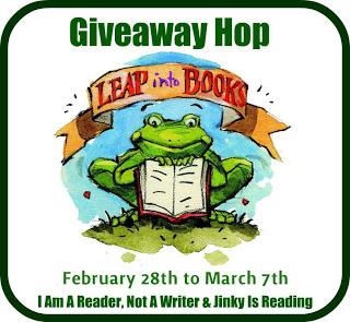 Leap into a Book Blog Hop