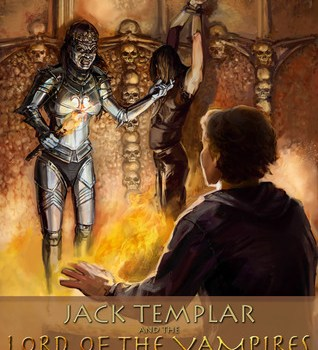 Book Review: Jack Templar and the Lord of the Vampires by Jeff Gunhus