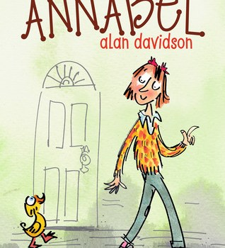 Book Review: A Friend Like Annabel by Alan Davidson