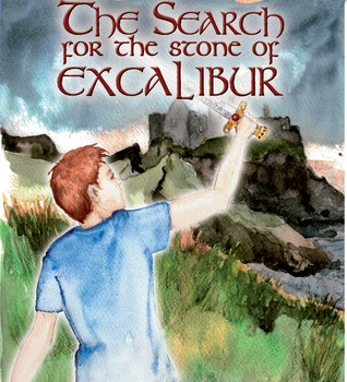 Book Review and Blog Tour : The Search for the Stone of Excalibur