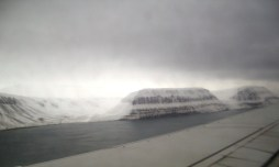Approach to Svalbard