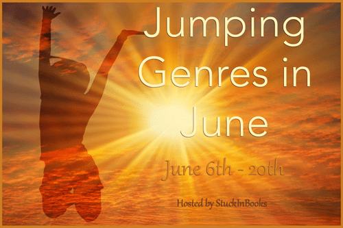 Jumping Genres in June – Giveaway Hop