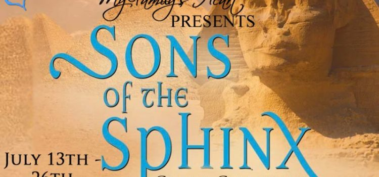 Blog Tour | Sons of the Sphinx and Cheryl Carpinello