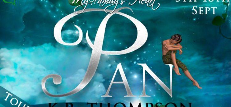 Blog Tour | Pan by K R Thompson
