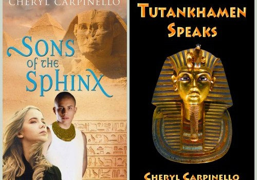 Book Blast: Egyptian Legend – Cheryl Carpinello