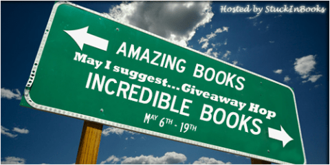 May I suggest… Giveaway Hop