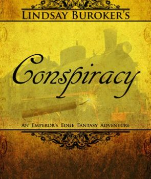 Turgonia in Conspiracy (Emperor's Edge 4) by Lindsay Buroker