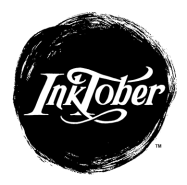 inktober badge