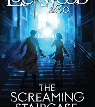 Book Review | The Screaming Staircase by Jonathan Stroud