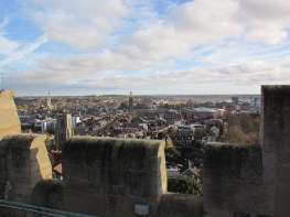 View from the RC Cathedral roof