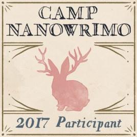 camp nanowrimo