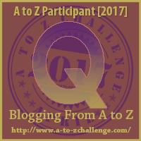 Question #AtoZChallenge