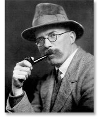 Thank you, Arthur Ransome