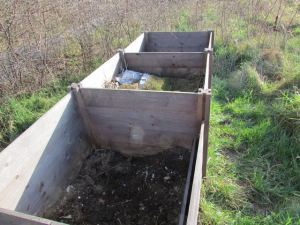 compost heap system
