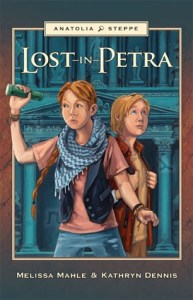 Lost in Petra cover