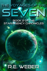 Cover for voyages of the Seven