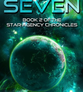 Book Review | The Voyages of the Seven by R E Weber