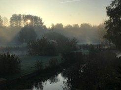 Dawn on the River Wensum