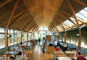 Norwich cathedral refectory