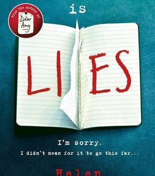 Book Review | Everything is Lies by Helen Callaghan