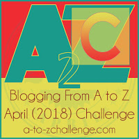 C is for Castles #AtoZChallenge2018