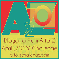O is for Other Writers and Bloggers #AtoZChallenge2018