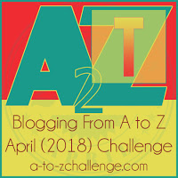 T is for Tolkien, JRR #AtoZChallenge2018