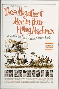 flying machines film poster