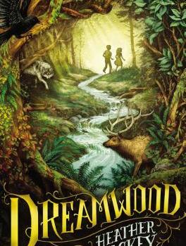 Book Review | Dreamwood – a #30DaysWild wood