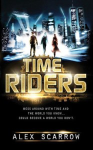time riders cover