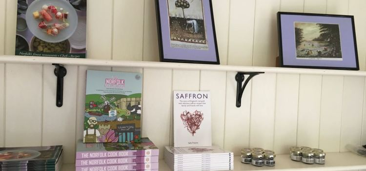 Norfolk Saffron – a visit to their Open Day