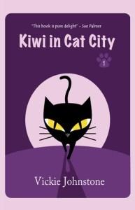 Kiwi in Cat City