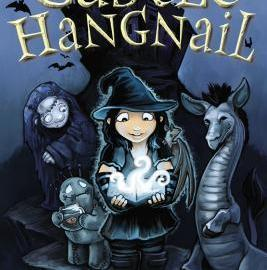 Book Review | Castle Hangnail by Ursula Vernon