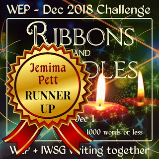 WEP Runner-up Dec 2018