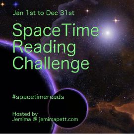 1st SpaceTime Reading Challenge 2019 Update #spacetimereads