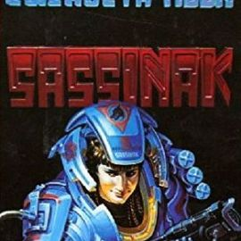 Book Review | Sassinak by Anne McCaffrey