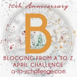 B is for Bravo – Victor, that is #atozchallenge