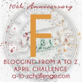 Flying – a post from 2012's #AtoZChallenge