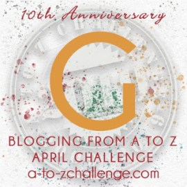 G is for G'Nauss – an #AtoZchallenge Flashback