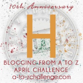 Humphrey Goes East – 2013 #atozchallenge