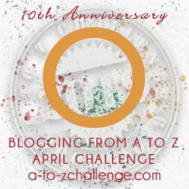 Orogeny: Flash Fiction + link to #WEP post #AtoZChallenge