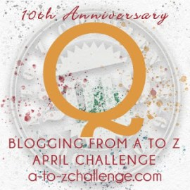 Quadrants – an #AtoZchallenge #Flashbackfriday post